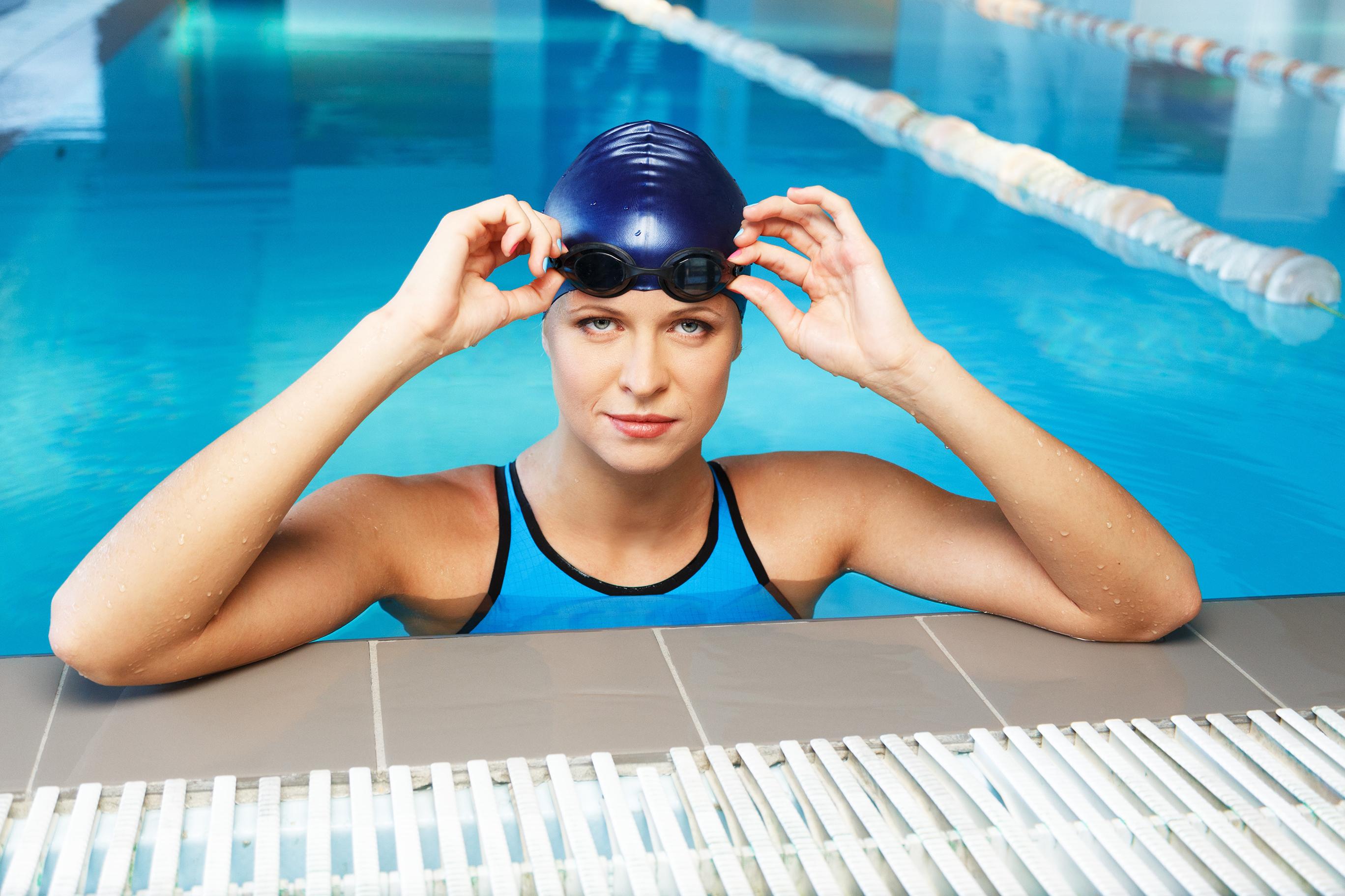Belgoptic Blog Zwemmen Met Lenzen Mag Het