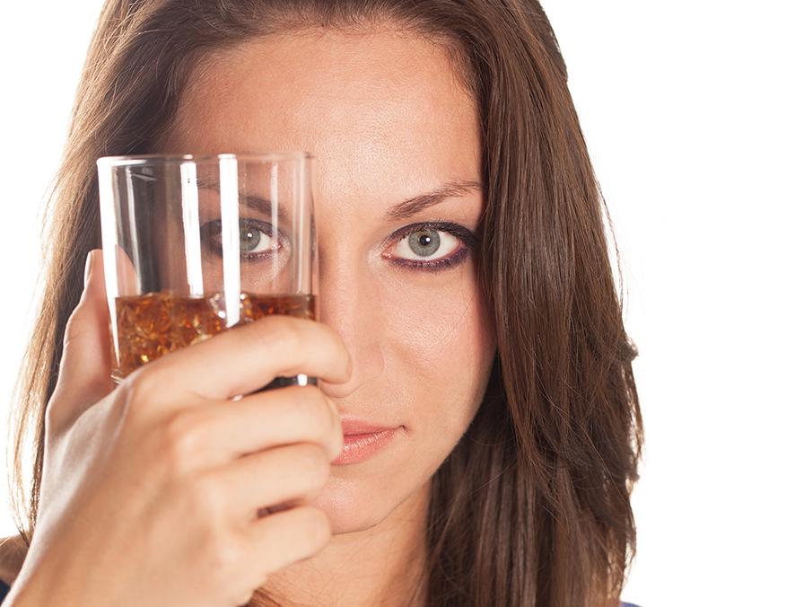 Welk effect heeft alcohol op je ogen?