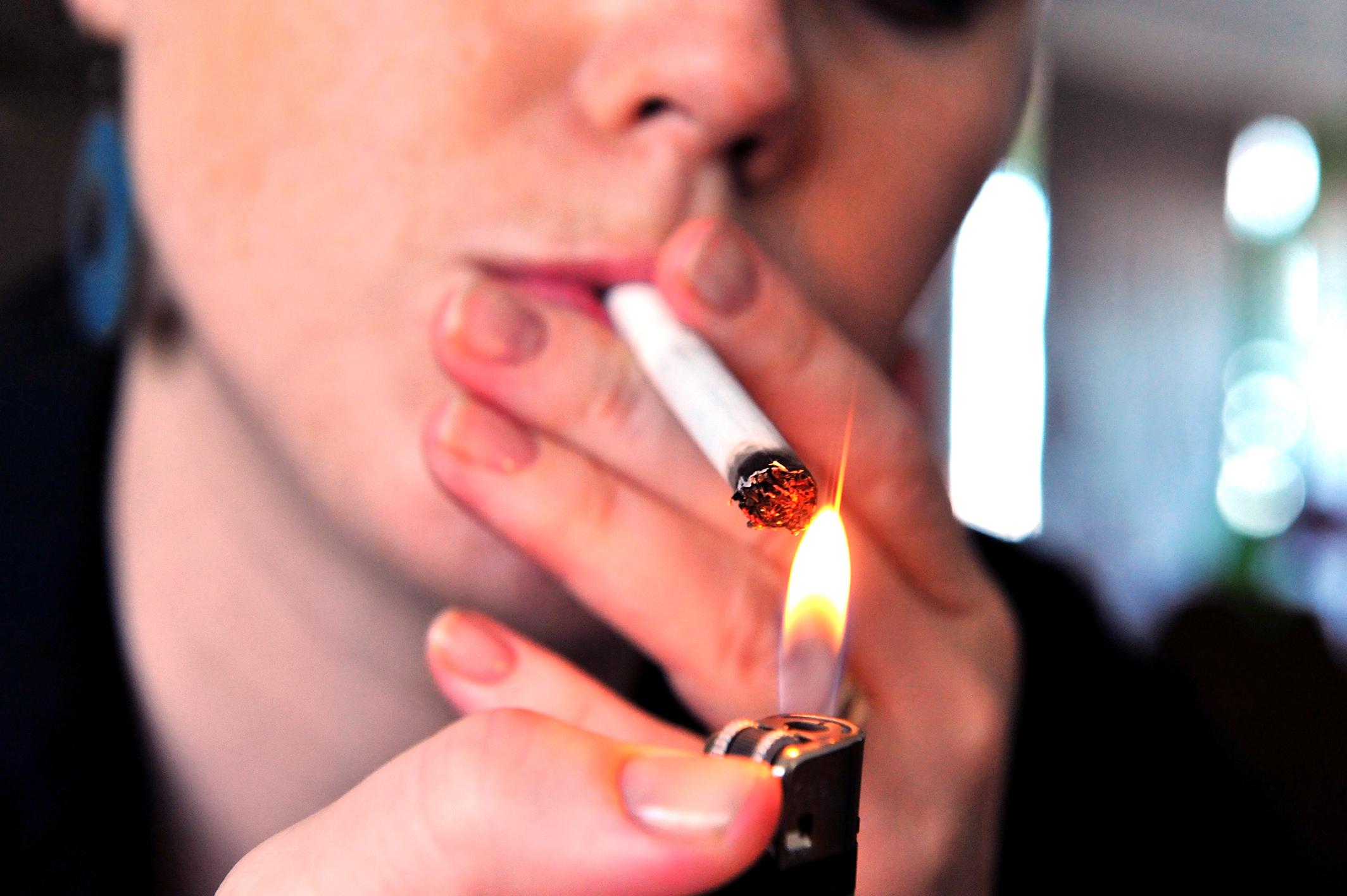 Is roken slecht voor je ogen?